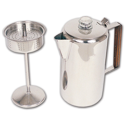 Stainless Coffee Percolator 12 cup