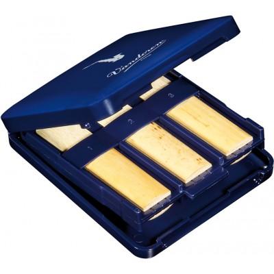 Vandoren Reed Case - 6 Alto Sax / Alto Clarinet - Vandoren - VRC620