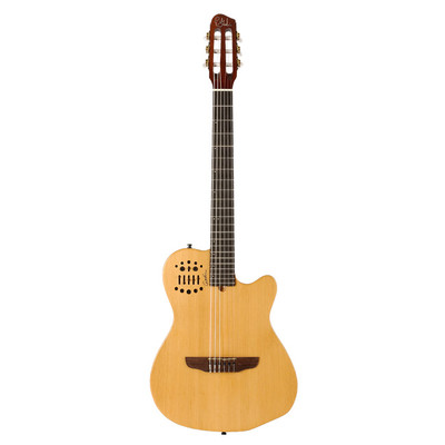 Guitar Classical Godin ACS Nylon Natural Synth Access W/Bag