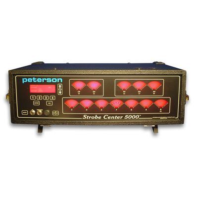 Tuner Chromatic Peterson Center 5000-II Strobe - Peterson - CENTER 5000-II