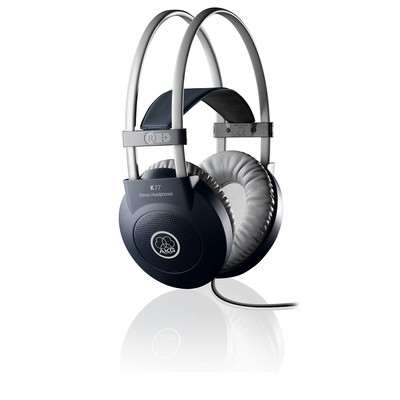 AKG K77 Perception Studio Headphones - AKG - 23553 (HAHPAKGK77)