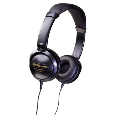 Audio-Technica ATH-M3X Mid-size Closed-back Dynamic Stereo Headphones - Audio-Technica - ATH-M3X (042005200306)