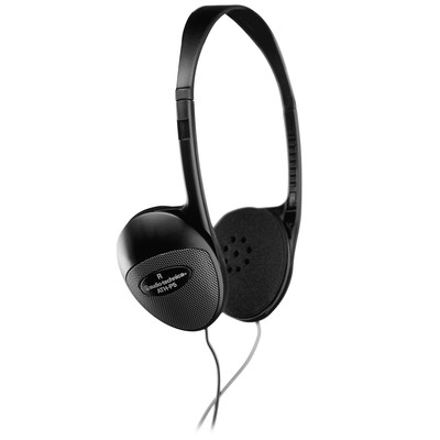 Audio-Technica ATH-P5 Lightweight Open-back Dynamic Stereo Headphones - Audio-Technica - ATH-P5 (042005201006)