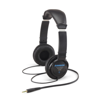 Headphones Samson CH70 Closed - Samson - CH70-SAMSON (809164001447)