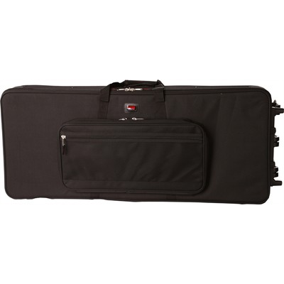 Gator Lightweight Case with Wheels for 61-Note Keyboards - Gator - GK-61
