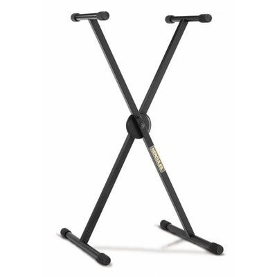 Hercules EZ-Lok Single X-keyboard Stand - Hercules Stands - KS110B