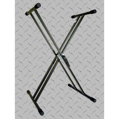 Profile KDS-400D Double Braced X-Style Keyboard Stand - Profile - KDS400D