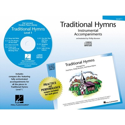 Traditional Hymns Level 1 - CD Accompaniment