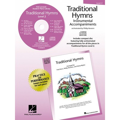 Traditional Hymns Level 2 - CD Accompaniment
