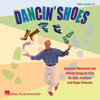 CD Dancin Shoes - Jacobson, John (sing along CD)