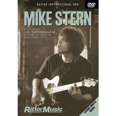 DVD Mike Stern - Guitar Instructional DVD