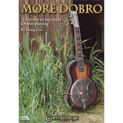DVD More Dobro - Lesson in Lap Style Dobro Playing (GD)