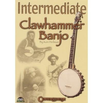 DVD Intermediate Clawhammer Banjo (GD)