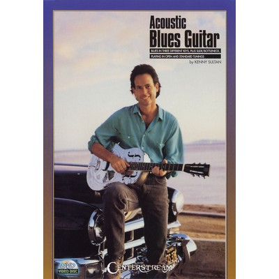 DVD Acoustic Blues Guitar - Sultan, Kenny (GD)
