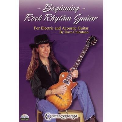 DVD Beginning Rock Rhythm Guitar (GD)
