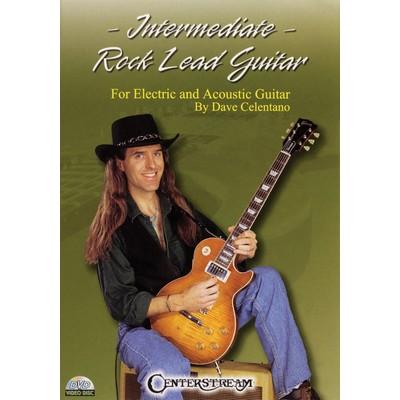 DVD Intermediate Rock Lead Guitar (GD)