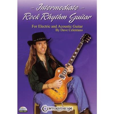 DVD Intermediate Rock Rhythm Guitar (GD)