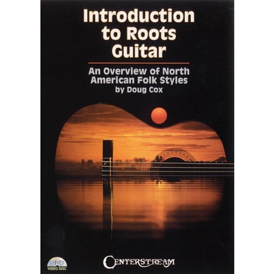DVD Introduction to Roots Guitar - North American Folk  (GD)