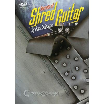 DVD Secrets of Shred Guitar (GD)