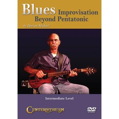 DVD Blues Improvisation Beyond Pentatonic (GTR) (GD)