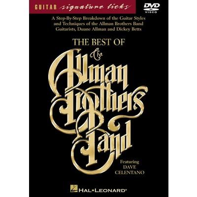 DVD Guitar Signature Licks - Best of Allman Brothers (GD)