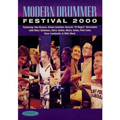 DVD Modern Drummer Festival 2000
