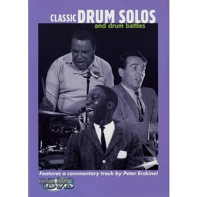 DVD Classic Drum Solos & Drum Battles (DD)