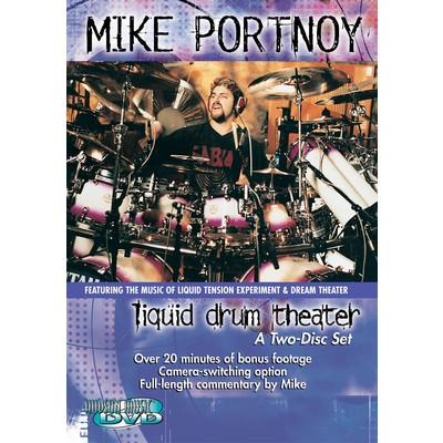 DVD Mike Portnoy Liquid Drum Theatre (DD)