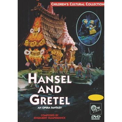 DVD Hansel & Gretel - Humperdinck