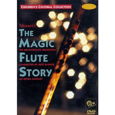DVD Mozart Magic Flute Story