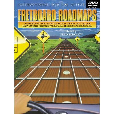 DVD Fretboard Roadmaps (GD)