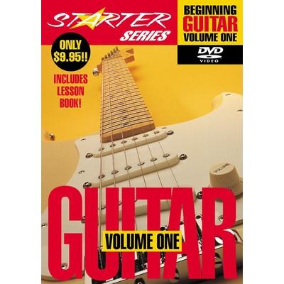 DVD Starter Series Beginning Guitar Vol.1 (Kolb, Tom) (GD)