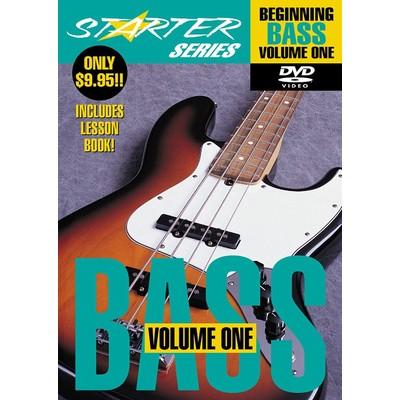 DVD Starter Series Beginning Bass 1 (GD)