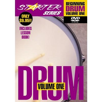 DVD Starter Series Beginning Drums V.1 (Pedersen, Tim)(DD)