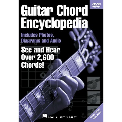 DVD Guitar Chord Encyclopedia (GD)
