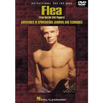 DVD Flea Instructional DVD for Bass (GD)