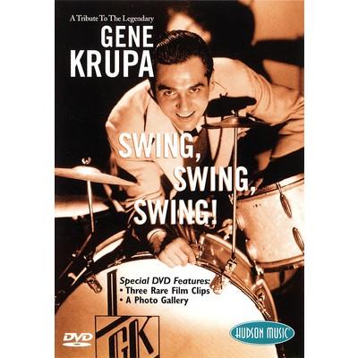 DVD Krupa Gene - Swing Swing Swing (Hudson) (DD)