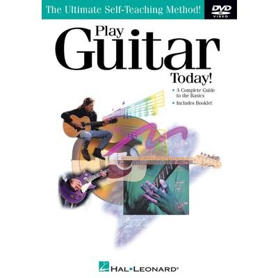 DVD Play Guitar Today (GD)