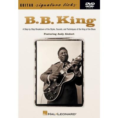DVD Guitar Signature Licks - BB King (GD)