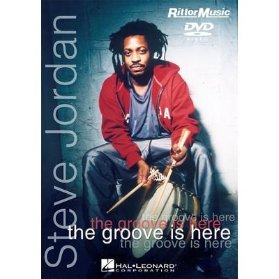 DVD Steve Jordan - Groove is Here (DD)