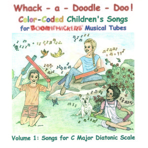 Music Whack a Doodle Doo - Boomwhackers - Mayfair Music - SB01