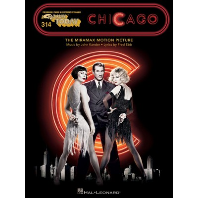 Music EZ Play Today 314 - Chicago Movie Hits - Alfred Music