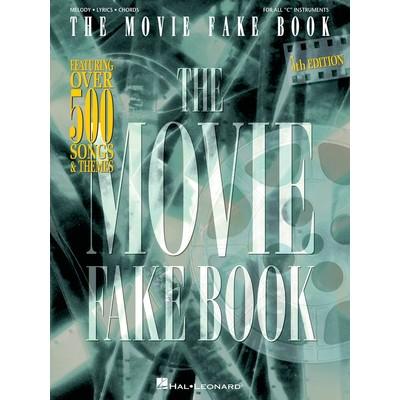 Music Movie Fake Book