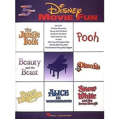 Music Disney Movie Fun (FF) - Hal Leonard - 00292067