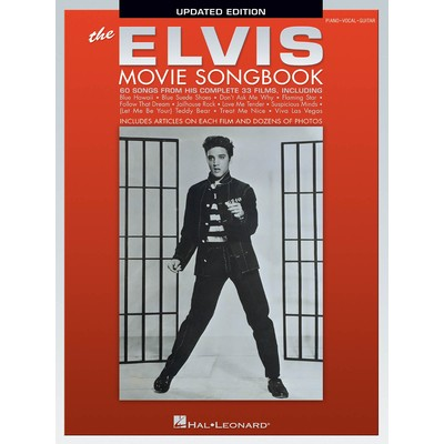 Music Presley Elvis - Movie Songbook (PVG)
