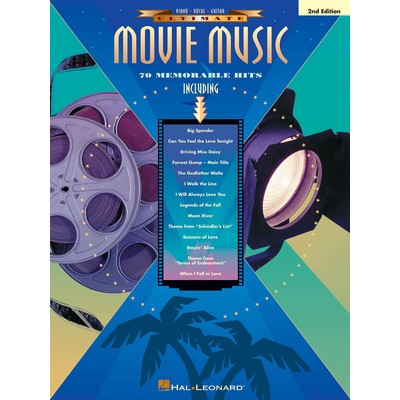 Music Ultimate Movie Music - 2nd Ed. (PVG)