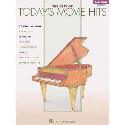 Music Best of Todays Movie Hits 3rd Ed (EP)