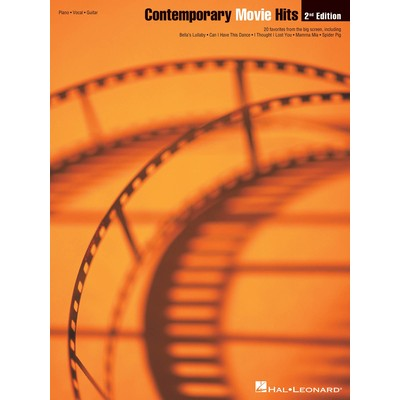 Music Contemporary Movie Hits - 2nd Edition (PVG)