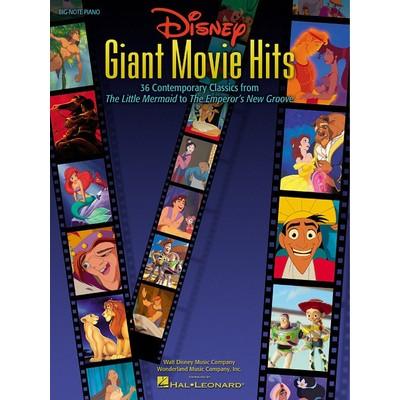Music Disney Giant Movie Hits (BN) - Hal Leonard - 00310849