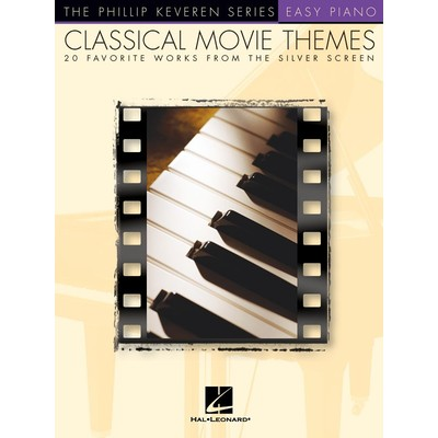 Music Classical Movie Themes - arr Keveren, Phillip (EP) - Hal Leonard - 00310975